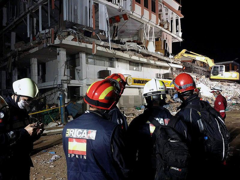 Las réplicas del terremoto del 16 de abril van disminuyendo, asegura sismólogo del IG