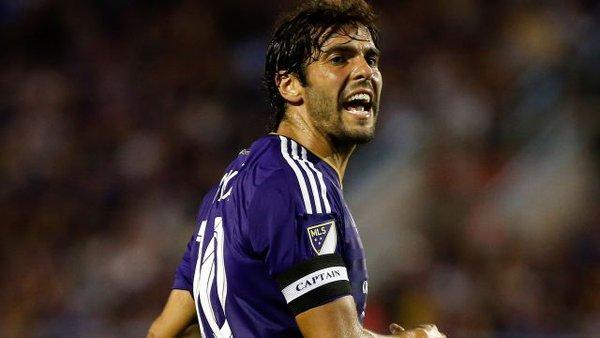 Brasil convoca a Kaká en lugar del lesionado Douglas Costa