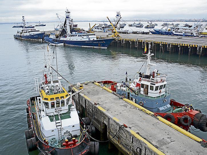 La Comisión Interinstitucional del Puerto de Manta realizó 18 proyectos este año
