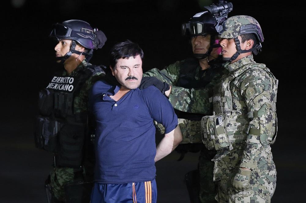 El futuro del Chapo en EE.UU.: Máxima seguridad y aparición de testigos clave