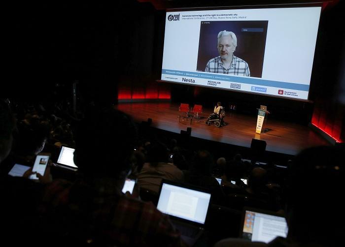 Assange:Para cambiar al poder hay que fragmentar y producir fricción interna