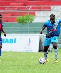 El Manta FC empató 2-2 con Olmedo