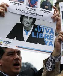ELN liberó a uno de los periodistas secuestrados