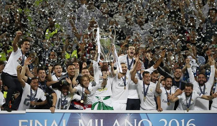 Real Madrid se consagra campeón de Europa