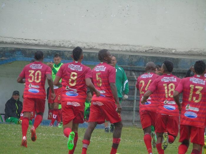 Liga de Portoviejo ganó 1-0 a Espoli en Machachi