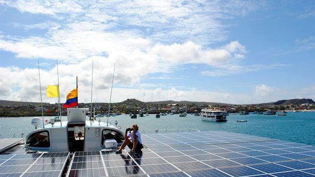 Proyecto de energía renovable de las Galápagos, ejemplo para otros países