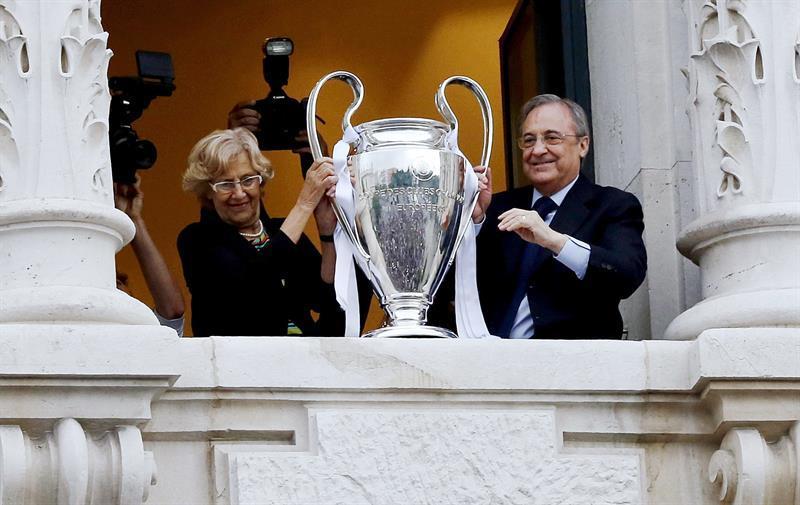 Florentino Pérez: La duodécima, próximo objetivo del Real Madrid