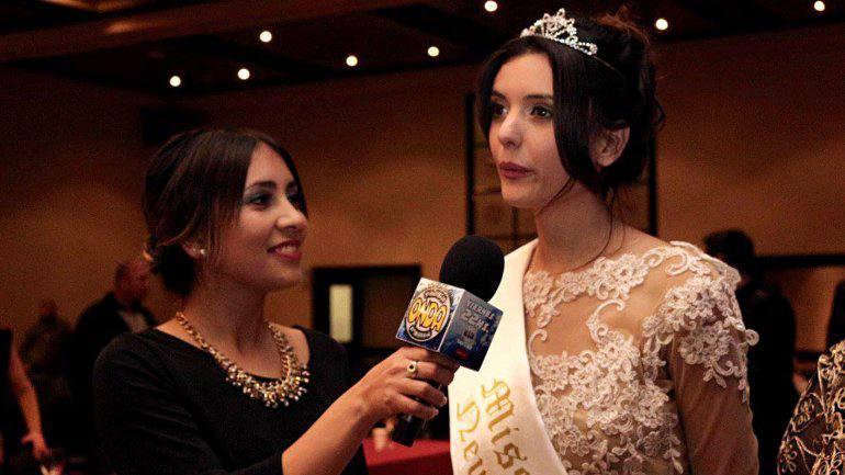 Reina de belleza argentina pierde la corona por ser madre