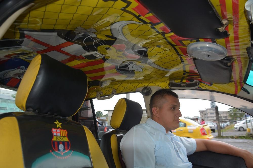 Barcelona, pasión amarilla