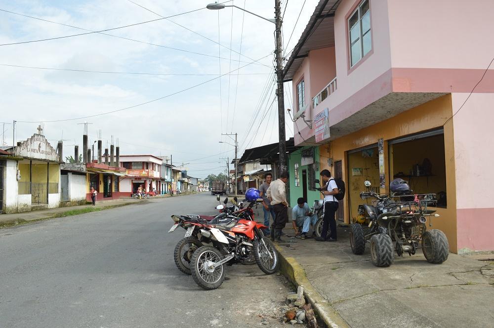 La parroquia El Esfuerzo, tierra de oportunidades