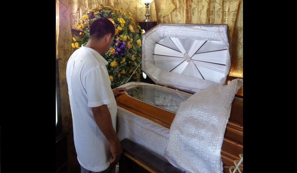 Joven motociclista será sepultado este martes en Portoviejo