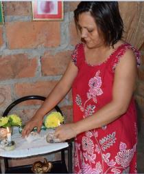 El 'Niño Caracol' trajo esperanza tras el terremoto