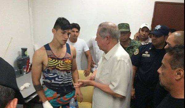 El futbolista Alan Pulido es liberado tras 24 horas de secuestro