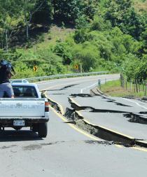 $ 101 millones se necesitan para reparar las vías afectadas por el 16A