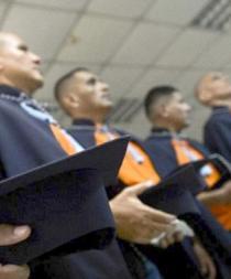 Diez mil presos  están capacitados para trabajar