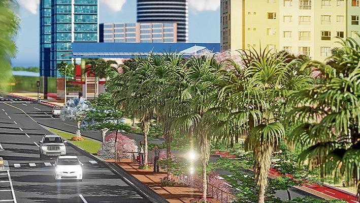 La calle 13 y vía a Barbasquillo serán reconstruidas en junio