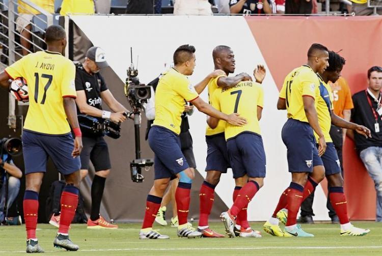 ¡GRACIAS TRICOLOR! Ecuador clasifica a los cuartos de final de la Copa América