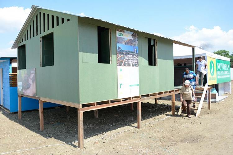Gran variedad de materiales y servicios para la construcción