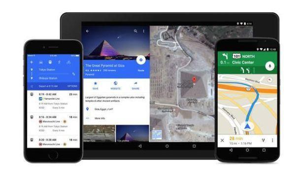 Ahora las búsquedas en Google Maps serán más dinámicas