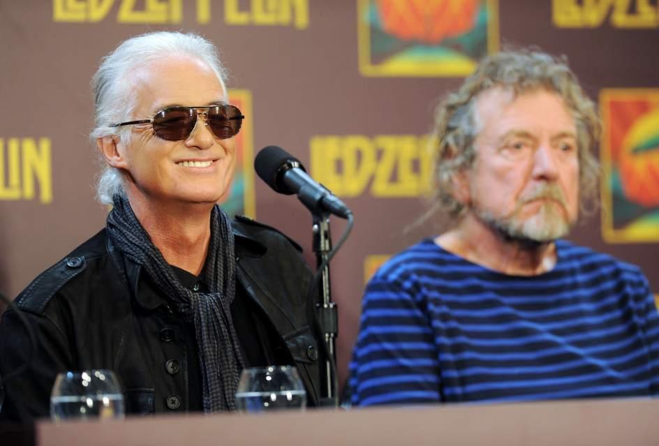Led Zeppelin defiende que no hay pruebas de plagio de 'Stairway to Heaven'