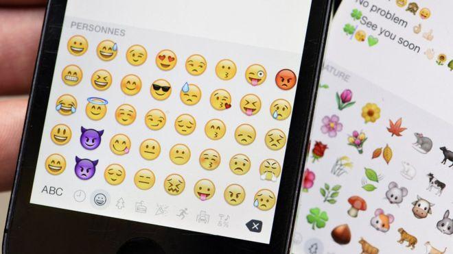 Nuevos emojis para aplicaciones de mensajería