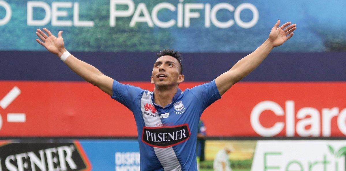 Ángel Mena quiere migrar al fútbol internacional, dice su representante