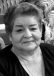 Sepelio Martha Emperatriz Sáenz Villegas