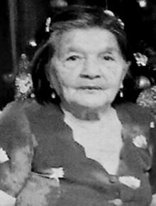 Sepelio Teresa Cedeño Zamora