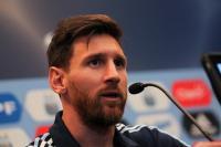 Messi admite que una nueva derrota ante Chile sería una 'gran decepción'