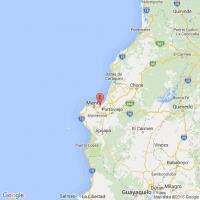 Sismo de 3.8 se registró en Manabí
