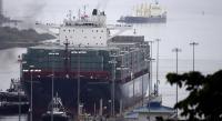 Buque chino es el primero en pasar por la nueva ampliación del canal de Panamá