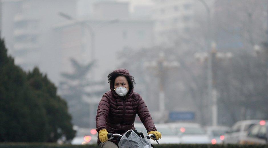 La polución causa 6,5 millones de muertes prematuras cada año