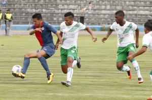 Liga de Portoviejo empató 2-2 ante Olmedo en Riobamba