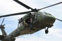 Confirman la muerte de 17 militares tras caída de helicóptero en Colombia