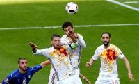 Italia vence a España y la deja fuera de la Eurocopa 2016