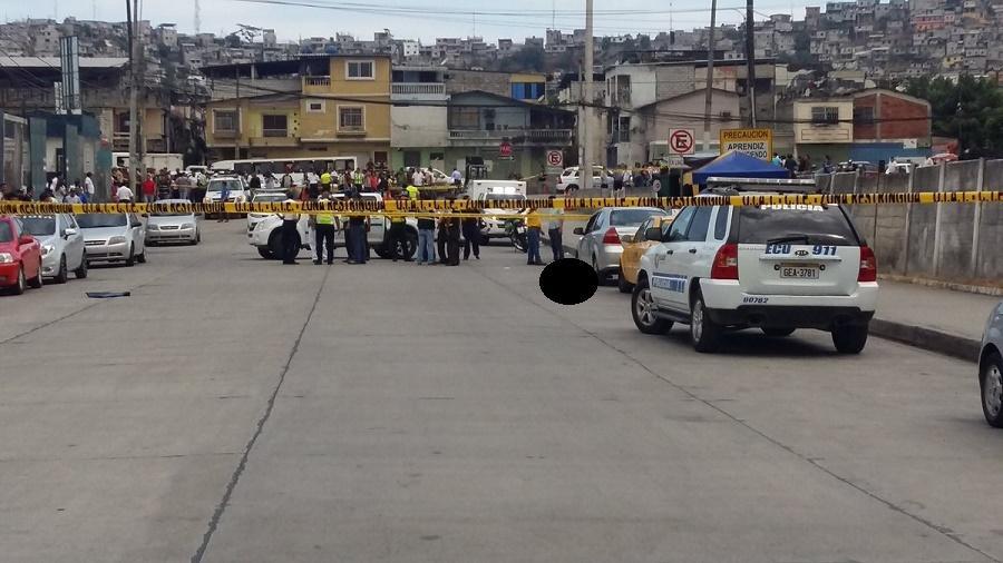 Tiroteo deja dos fallecidos y causa alarma en Guayaquil