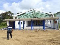 13 centros con graves daños