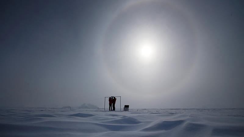 La capa de ozono muestra los primeros signos de curación en la Antártida