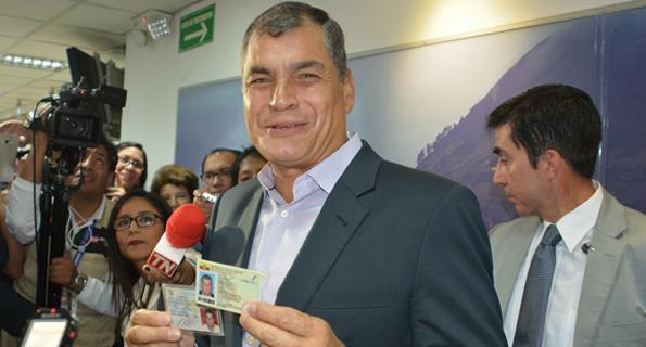 800 mil ecuatorianos deben renovar su cédula de identidad, según el Registro Civil