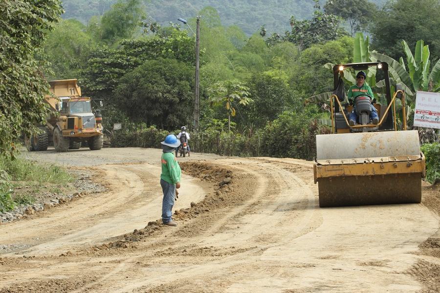 $43 millones para la rehabilitación de la vía Montecristi-Jipijapa-La Cadena