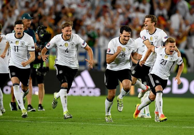 ¡HISTÓRICO! Alemania vence a Italia y avanza a semifinales de la Eurocopa