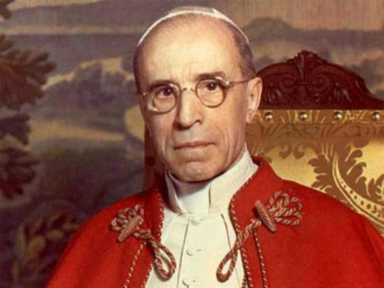 Los nazis tenía plan para secuestrar al papa Pío XII, revela el diario vaticano