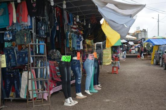 Una semana más de feria en Santo Domingo