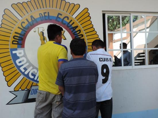 Tres hombres fueron detenidos por intento de asesinato en Jipijapa