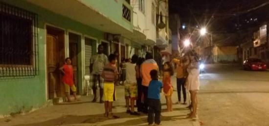 Réplicas del terremoto obligaron a suspender clases en tres cantones