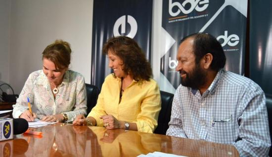 BDE aprueba crédito por 136.644 para municipio de El Carmen