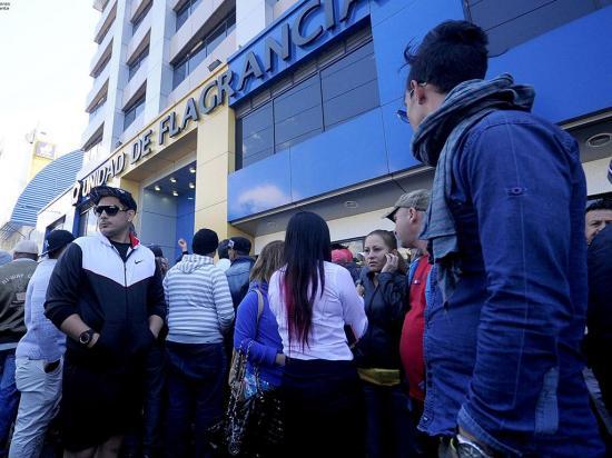 Cubanos irregulares serán deportados