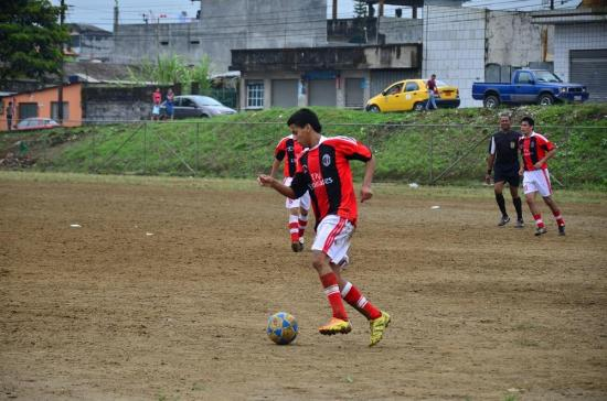 Domingo de fútbol en Plan Piloto