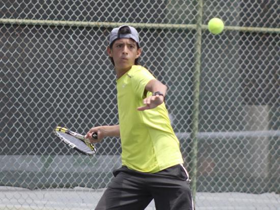 Ecuajunior empieza mañana en el Portoviejo tenis club