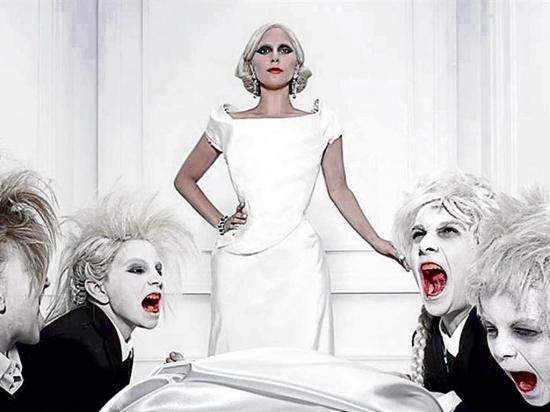Habrá más terror con Lady Gaga